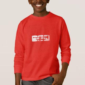 Camiseta T-shirt do músico da trombeta para a trompetista