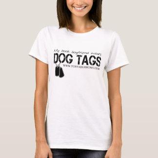Camiseta T-shirt do namorado do livro