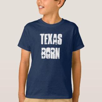 Camiseta T-shirt do NASCER de TEXAS dos miúdos