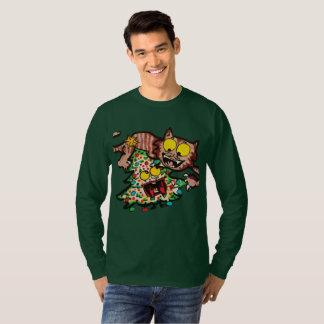 Camiseta T-shirt do Natal com ilustração bonito