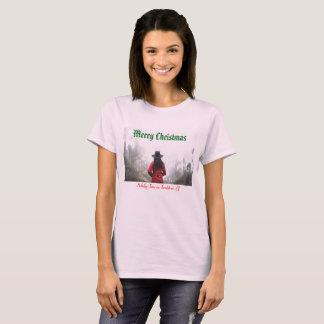 Camiseta T-shirt do Natal da arizona da lápide