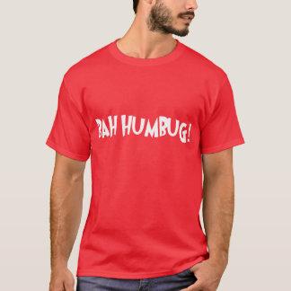 Camiseta T-shirt do Natal da farsa de Bah