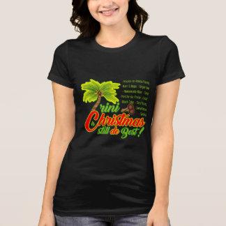 Camiseta t-shirt do Natal do trini (ainda d melhor)