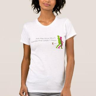 Camiseta t-shirt do Neanderthal 23andMe