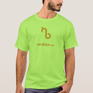 Camiseta t-shirt do nerdbike