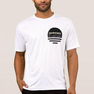 Camiseta T-shirt do Névoa-Logotipo de Sampsonite