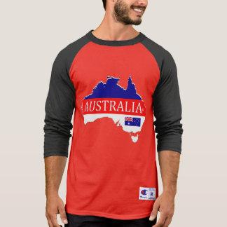 Camiseta T-shirt do nome comercial do desenhista do mapa de