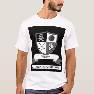 Camiseta T-shirt do oficial de Klassic 2005 da K-Cidade