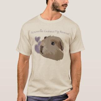 Camiseta T-shirt do oficial do salvamento da cobaia de
