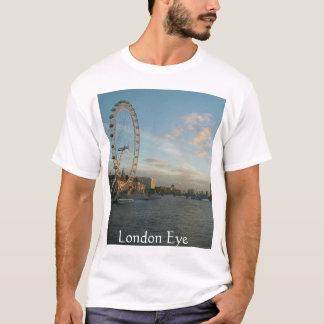 Camiseta T-shirt do olho de Londres