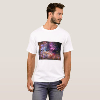Camiseta t-shirt do omarplayz