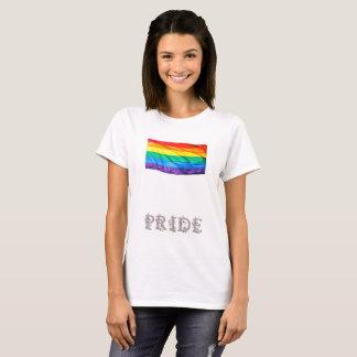 Camiseta T-shirt do orgulho LGBT