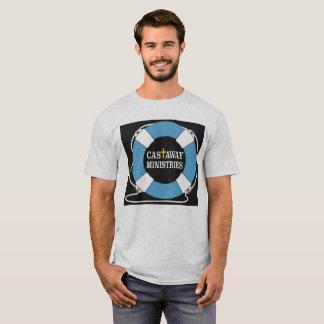 Camiseta T-shirt do original dos ministérios do naufrágio