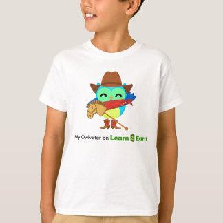 Camiseta T-shirt do Owlvatar de Shane