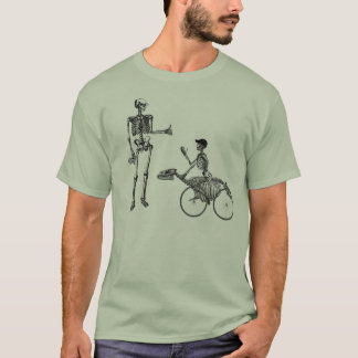 Camiseta T-shirt do pai do osso