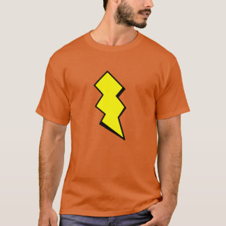 Camiseta T-shirt do parafuso do Skeeter Lighning dos homens