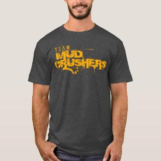 Camiseta T-shirt do participante dos trituradores da lama