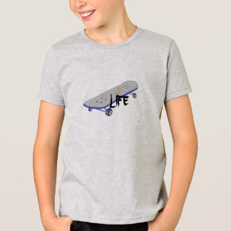 Camiseta T-shirt do patinador