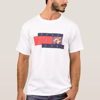 "Camiseta t-shirt do ""peekaboo"""
