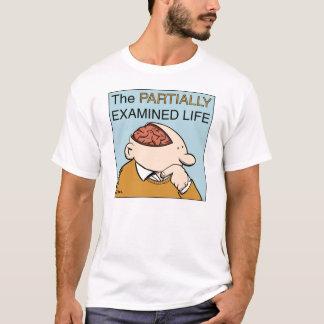 Camiseta T-shirt do PEL: A vida não-examinada