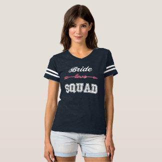Camiseta T-shirt do pelotão da noiva