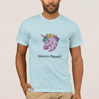 Camiseta T-shirt do pelotão do unicórnio