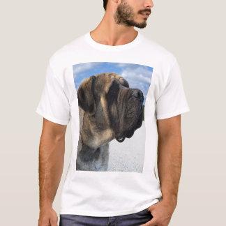 Camiseta T-shirt do perfil do Mastiff
