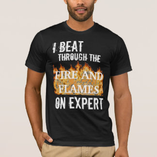 Camiseta T-shirt do perito de FAF