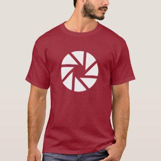 Camiseta T-shirt do pictograma da abertura