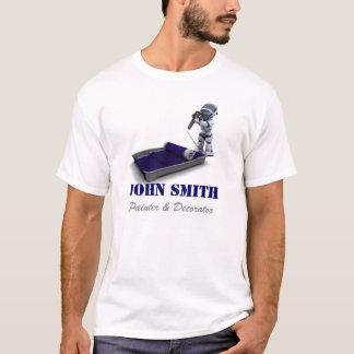 Camiseta T-shirt do pintor e do decorador