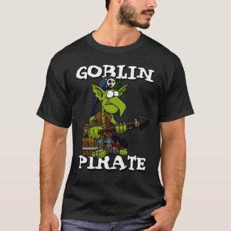 Camiseta T-shirt do pirata do diabrete