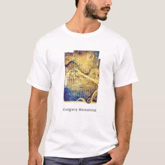 Camiseta T-shirt do plano de Mawson