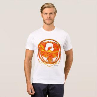 Camiseta T-shirt do Poli-Algodão dos homens impetuosos de