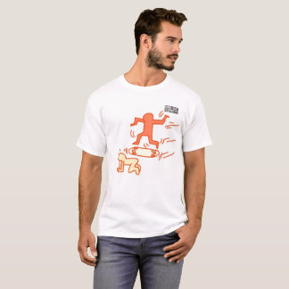 Camiseta T-shirt do pop art de DreamySupply KickFlip