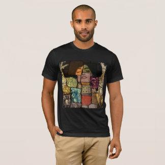 Camiseta T-shirt do pop art do Klimt dos homens