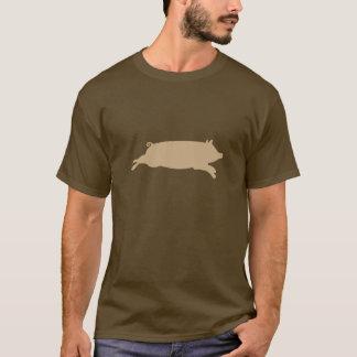 Camiseta T-shirt do porco
