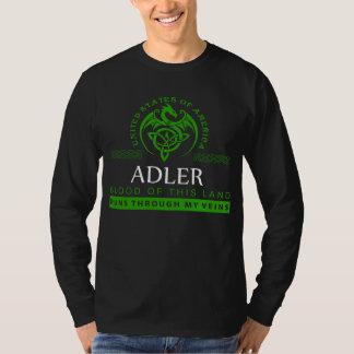 Camiseta T-shirt do presente para ADLER