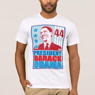 Camiseta T-shirt do presidente Barack Obama