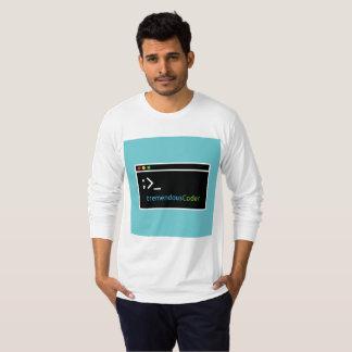 Camiseta T-shirt do programador ou do codificador relativo