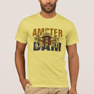 Camiseta T-shirt do protetor de Amsterdão XXX