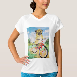 Camiseta T-shirt do Pug