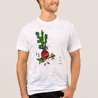 Camiseta T-shirt do rabanete do punk rock