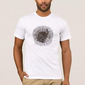 Camiseta T-shirt do raio de Manta do selênio