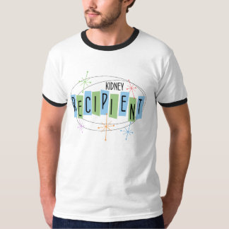 Camiseta t-shirt do receptor do rim do Retro-design