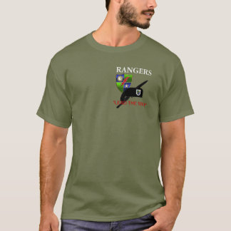 Camiseta T-SHIRT do REGIMENTO de GUARDA FLORESTAL do