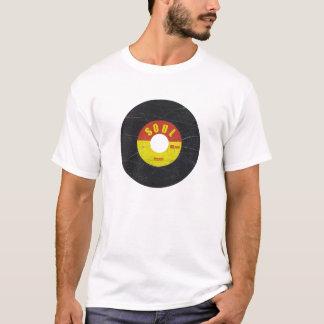Camiseta t-shirt do registro da alma 7-Inch