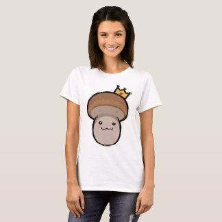 Camiseta T-shirt do rei Bolete Cogumelo
