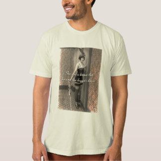 Camiseta T-shirt do reitor de Marie