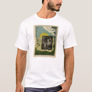 Camiseta T-shirt do retrato da cor de Alice Brady 1919