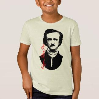 Camiseta T-shirt do retrato de Edgar Allan Poe, Hoodies